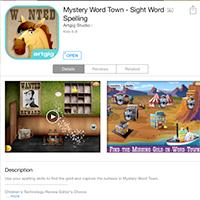 Mystery Word Town is live!