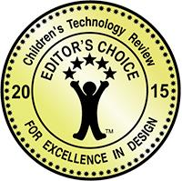 Children's Technology Reivew Editor's Choice 2015
