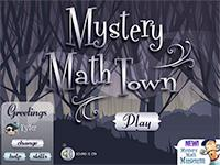 The Story of Mystery Math Town