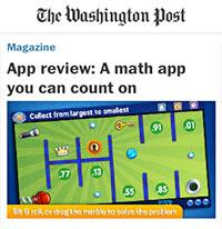 Mable Math reviewed by The Washingon Post